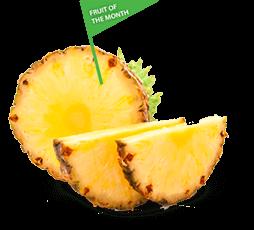 Fresh Pineapple Juice – Réal Fruit Power