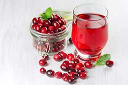 Benefits of Cranberry Juice.