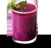 Jamun Smoothie Mocktail Recipe