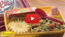 Lunch Box Recipes - Wheat Dalia Recipe