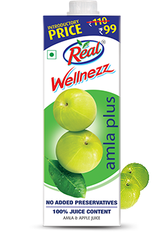Amla Juice - Healthy Fruit Juices by Real