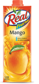 Mango flavour | Real Fruit Power