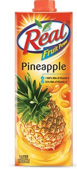 Pure Pineapple Juice | Real Fruit Power