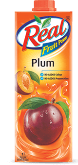 Plum flavour | Real Fruit Power