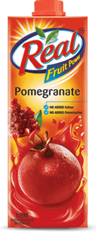 Pomegranate flavour | Real Fruit Power