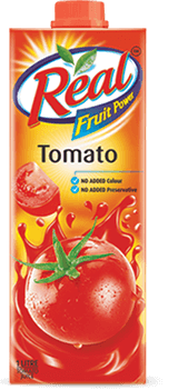Tomato Juice - Fresh Fruit Juices by Real