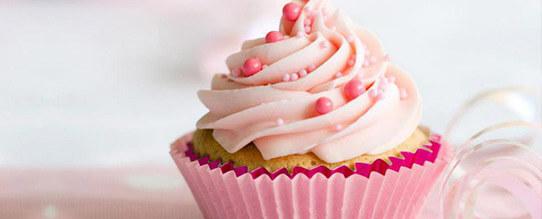 Cupcake Recipe: Guava Cupcakes