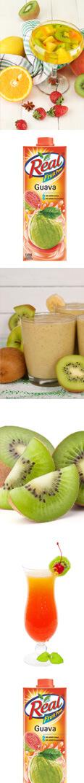 Guava Juice Fruit Punch Recipe