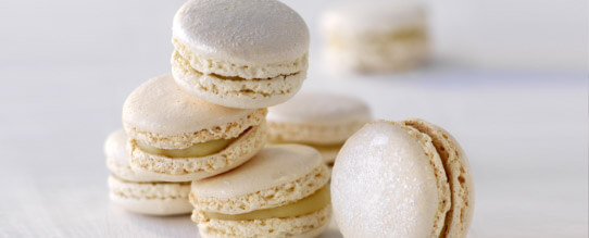 Cookie Recipe: Guava Truffle Cookie