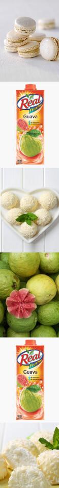 Guava Truffle Cookie Recipe