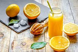 How to make orange juice at home?