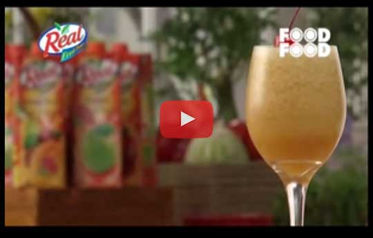 Mocktail Recipes- Mango Smoothie with Banana Recipe
